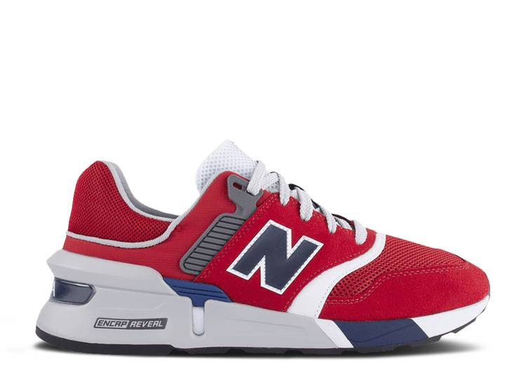 997 'New England Pack - Red'