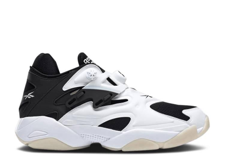 Pump Court 'White Black'