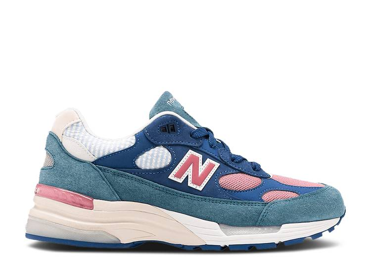 992 Made In USA 'Teal Pink'