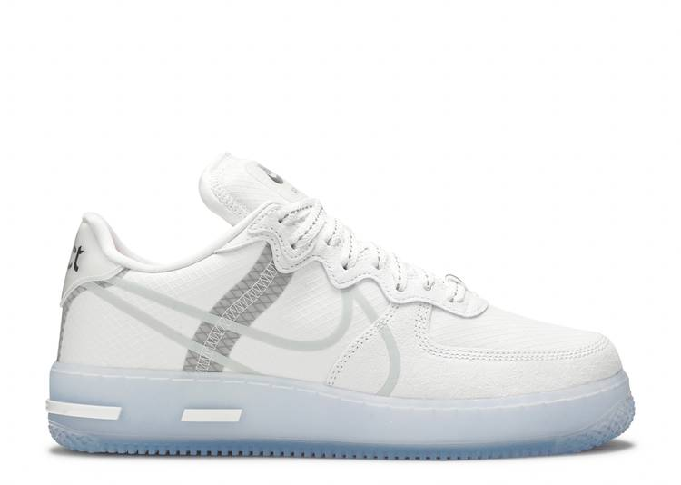 Air Force 1 React QS 'White Ice'