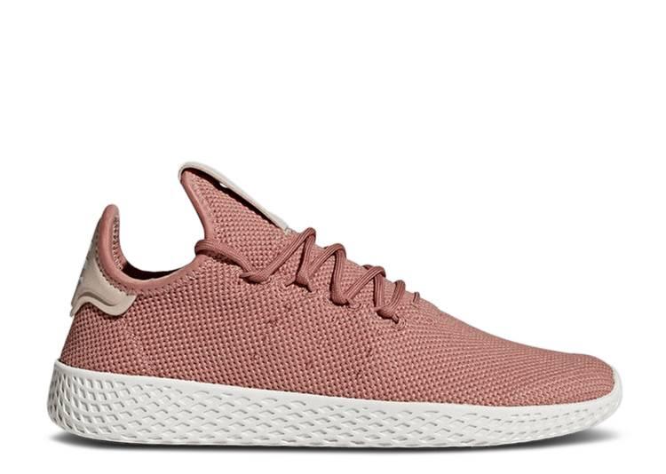 Pharrell x Wmns Tennis Hu 'Ash Pink'