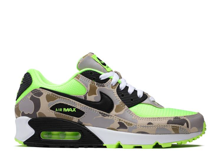 Air Max 90 'Ghost Green Duck Camo'