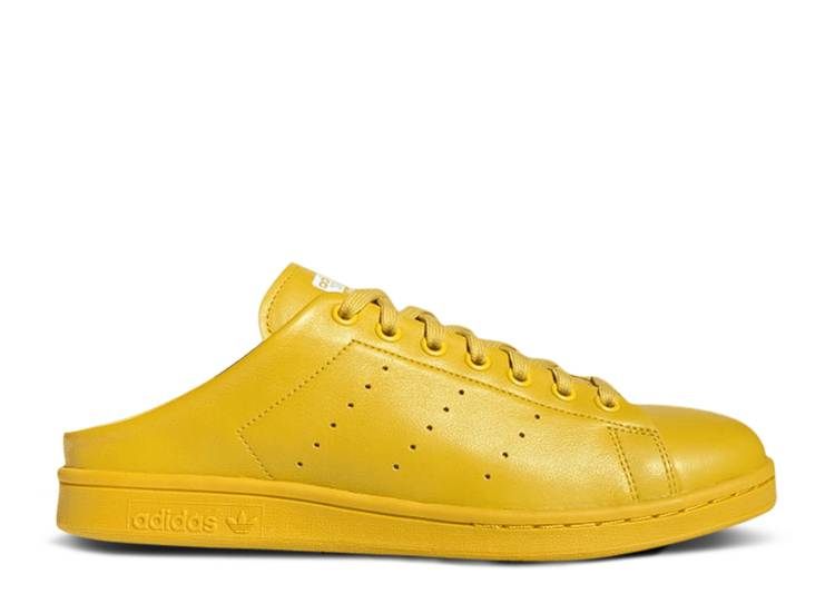 Stan Smith Slip-On Backless Mule 'Tribe Yellow'