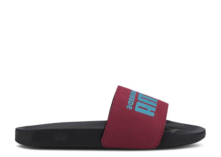 The Hundreds x Leadcat Slides 'Interchangeable Strap'