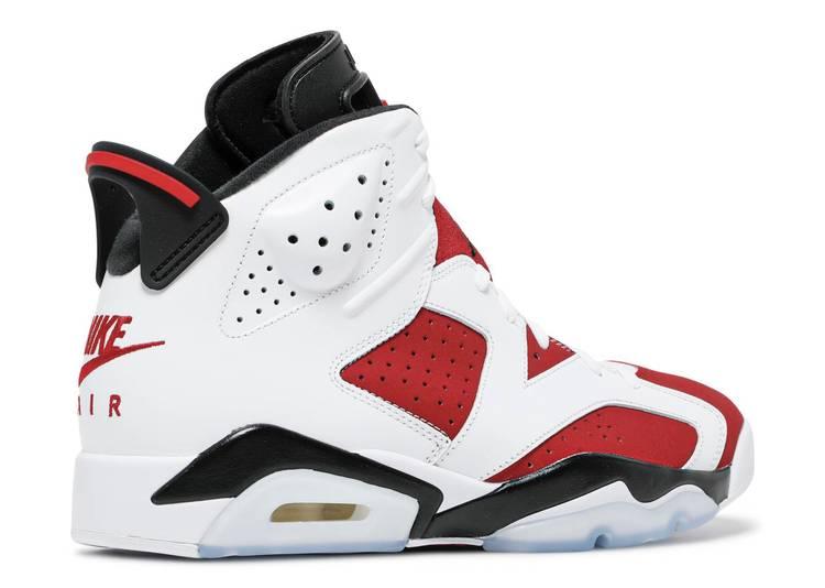 Air Jordan 6 Retro OG 'Carmine' 2021