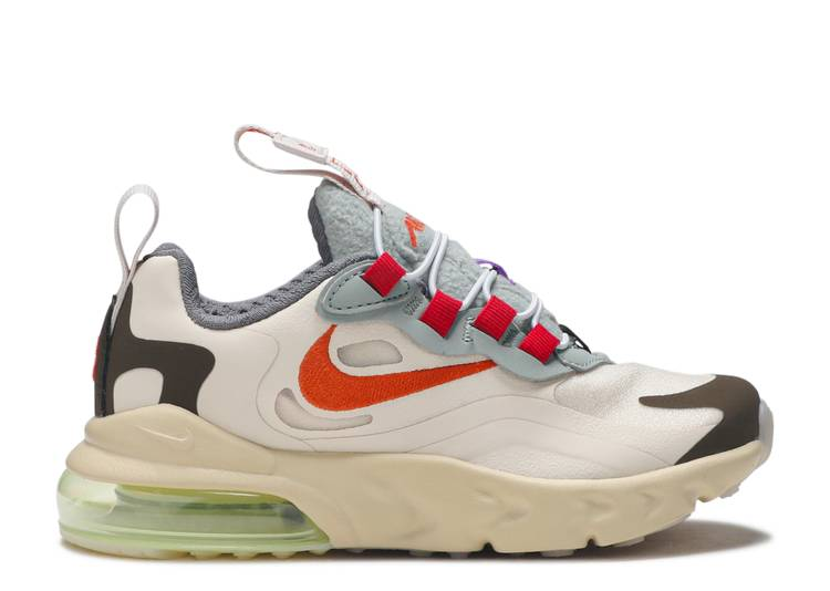 Travis Scott x Air Max 270 React ENG PS 'Cactus Trails'