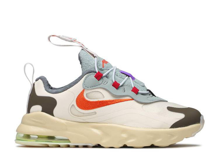 Travis Scott x Air Max 270 React ENG TD 'Cactus Trails'