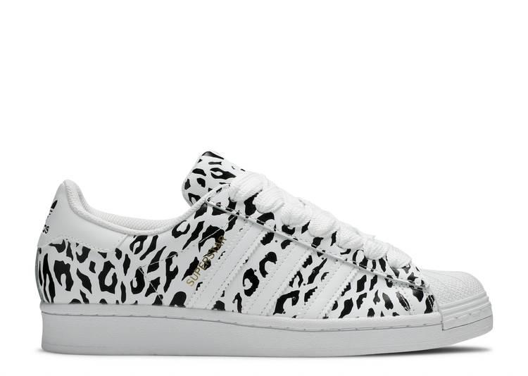 Wmns Superstar 'Cheetah Print'