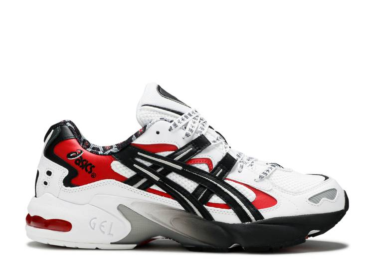 Gel Kayano 5 OG 'White Black'