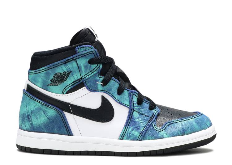 air jordan 1 retro high og tie dye