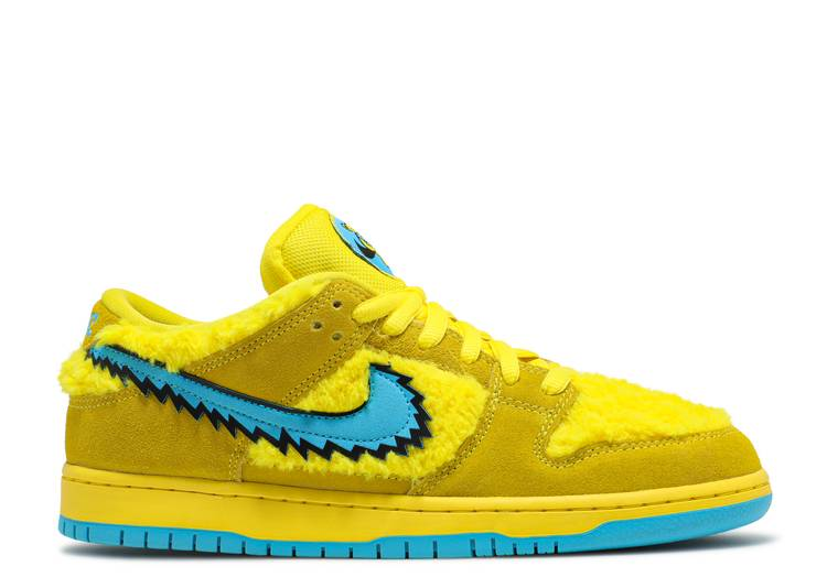 Grateful Dead x Dunk Low SB 'Yellow Bear'