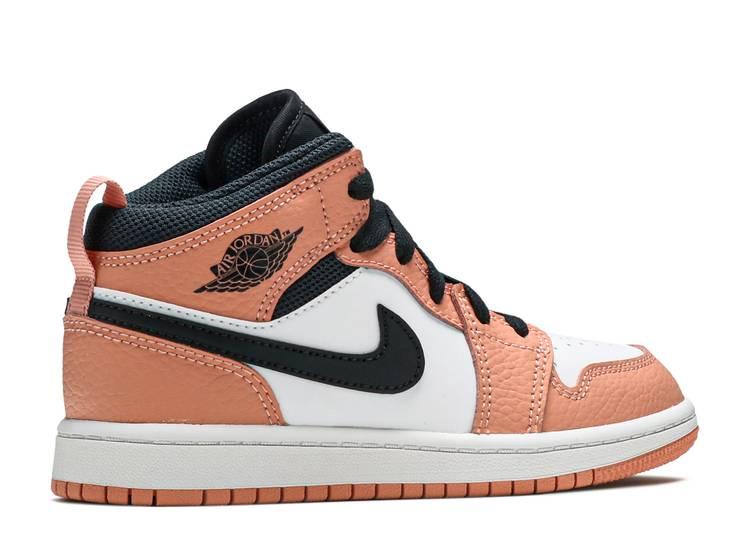 Air Jordan 1 Mid PS 'Pink Quartz'