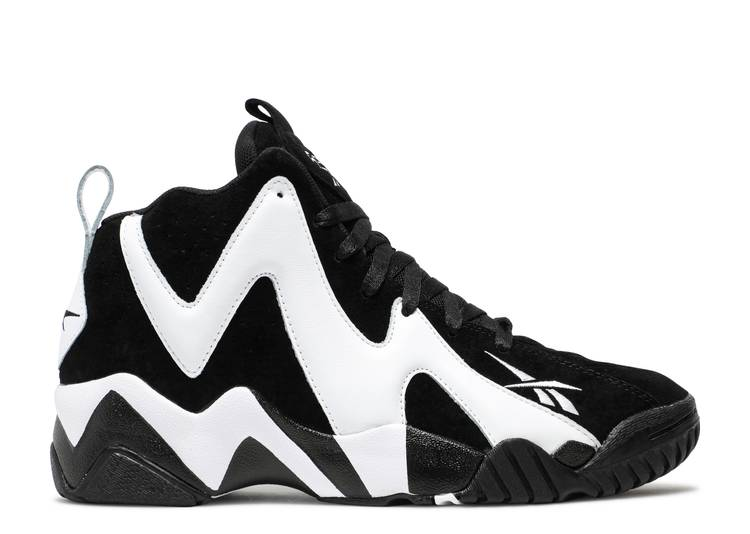 Kamikaze 2 OG Retro 'Black White' 2020