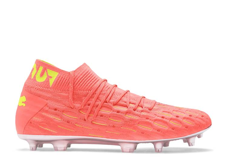Future 5.1 Netfit OSG FG AG 'Peach Fizzy Yellow'