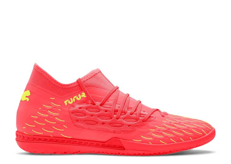 Future 5.3 Netfit OSG IT 'Peach Fizzy Yellow'