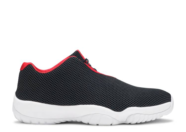 Jordan Future Low 'Black Red'