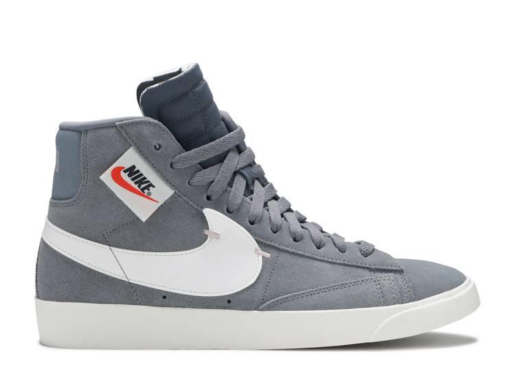 Blazer Mid XX Rebel 'Cool Grey'