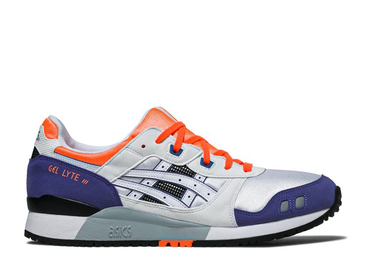 Gel Lyte 3 OG 'Orange Purple'