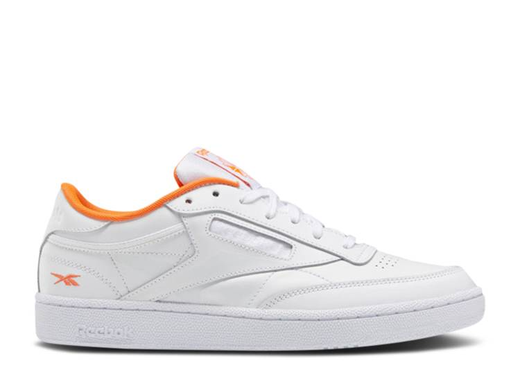 Club C 85 'White Solar Orange'