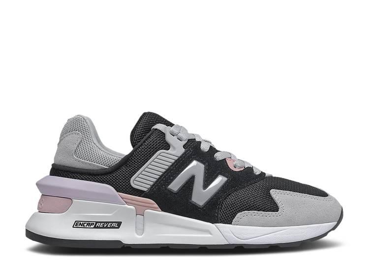 Wmns 997 Sport 'Black Space Pink'