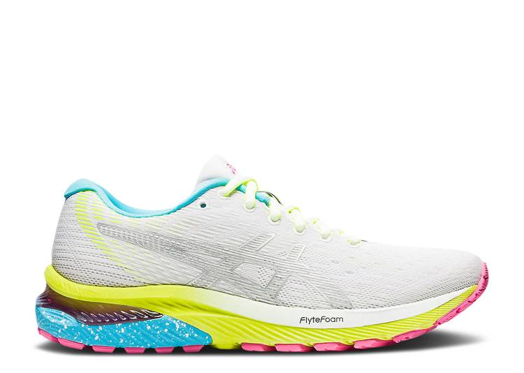Wmns Gel Nimbus 22 Lite Show 'Colorful Sole'