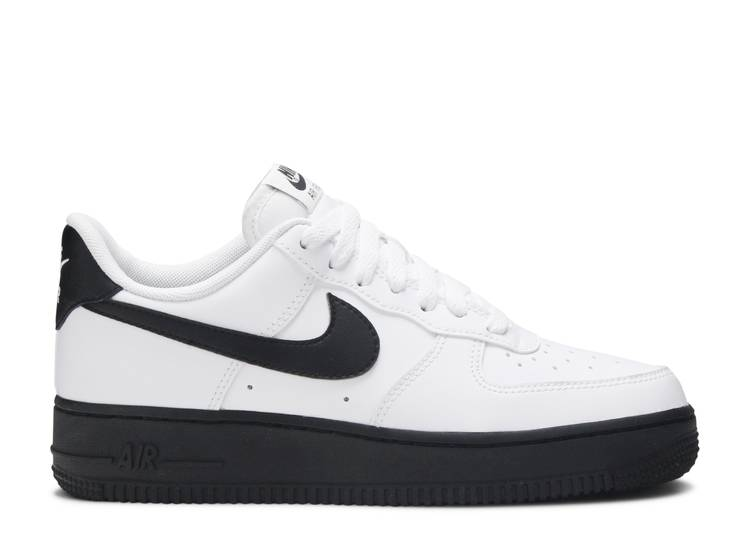 Air Force 1 Low 'White Black Sole'