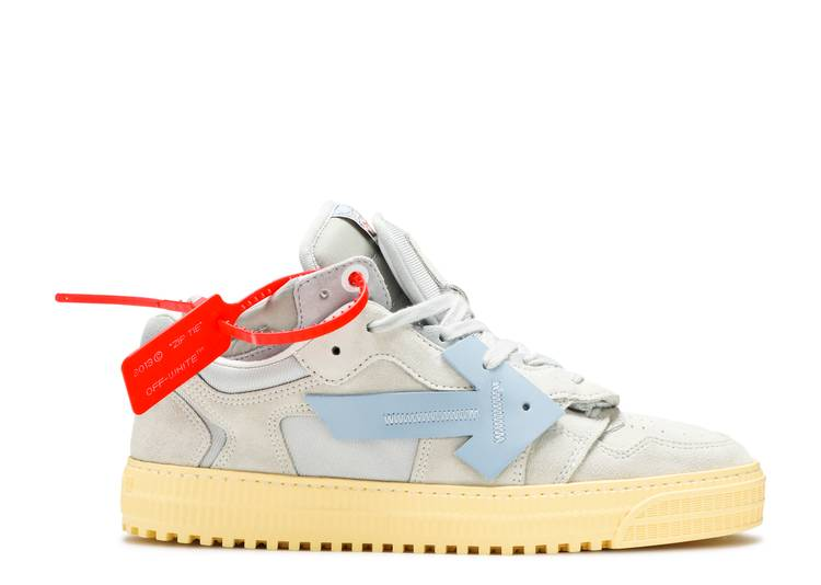 Off-White Wmns 3.0 Low 'Light Grey'