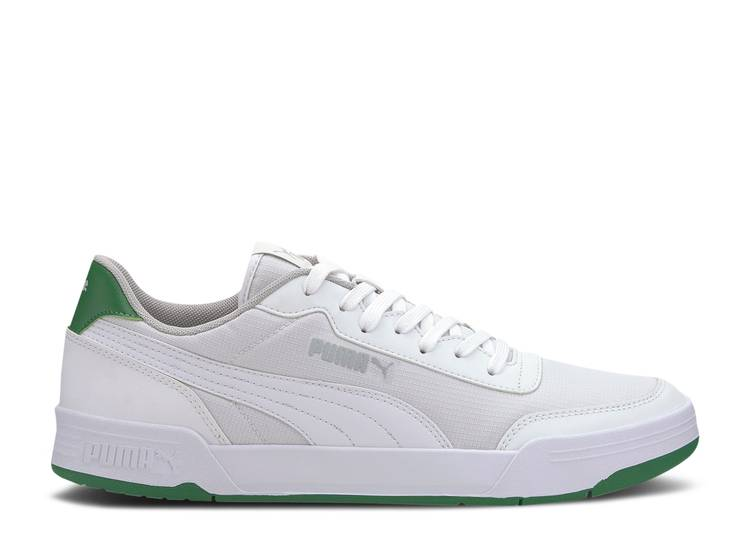 Caracal Style 'White Amazon Green'