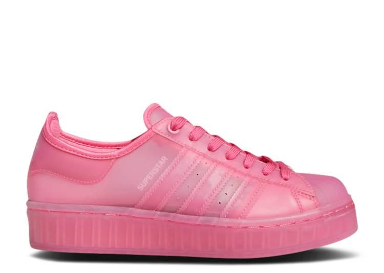 Wmns Superstar Jelly 'Semi Solar Pink'