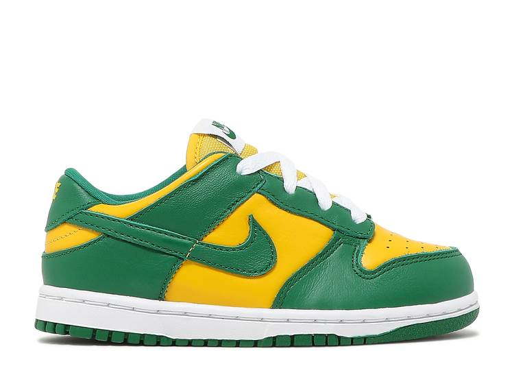 Dunk Low SP TD 'Brazil'