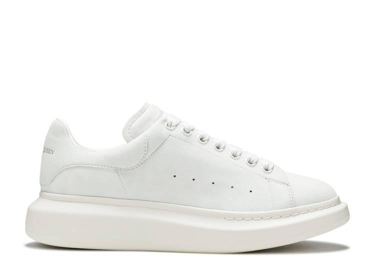 Alexander McQueen Oversized Sneaker 'White'
