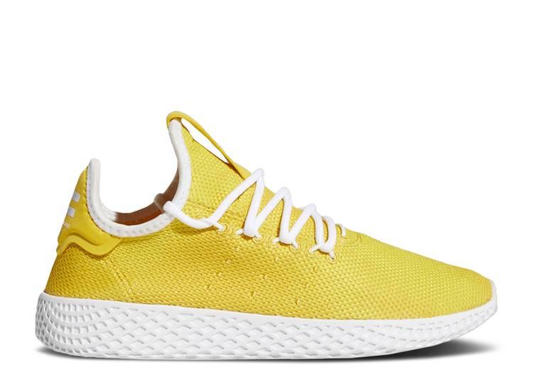Pharrell x Tennis Hu Holi J 'Bright Yellow'