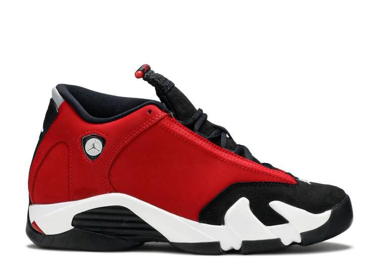 Air Jordan 14 Retro GS 'Gym Red'