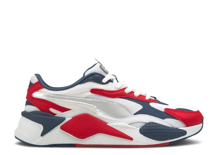RS-X3 'Red White Blue'