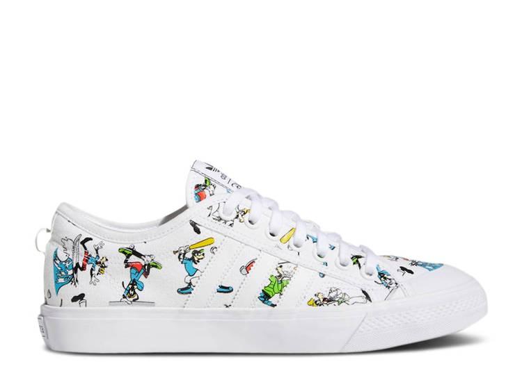 Disney x Nizza 'Sport Goofy Pack - White'