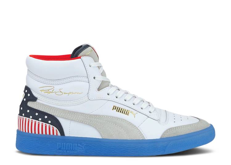 Ralph Sampson Mid '4th of July'