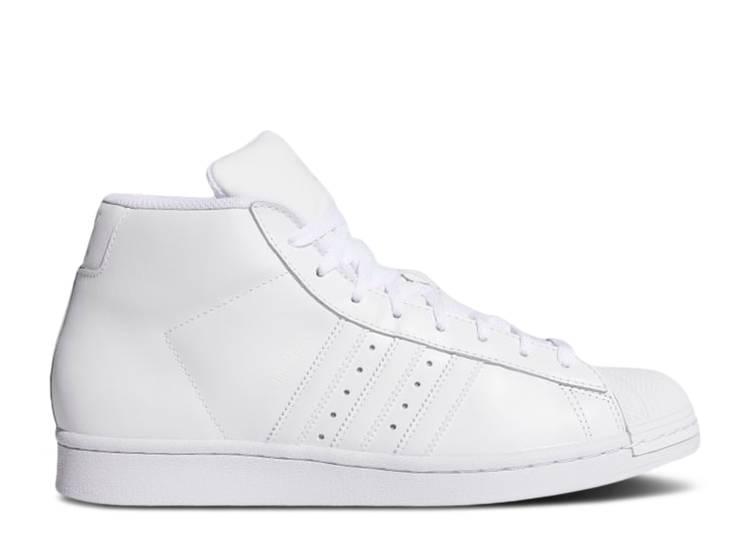 Pro Model 'Triple White'
