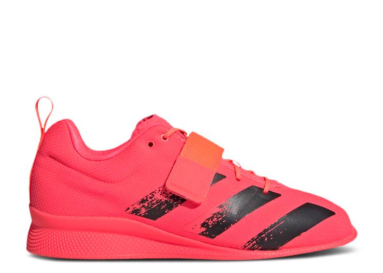 Adipower Weightlifting 2 'Signal Pink'