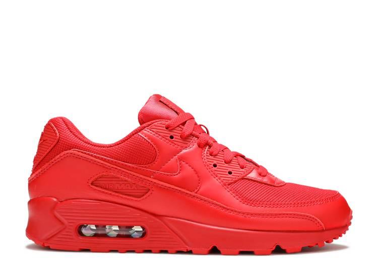 Air Max 90 'Triple Red'