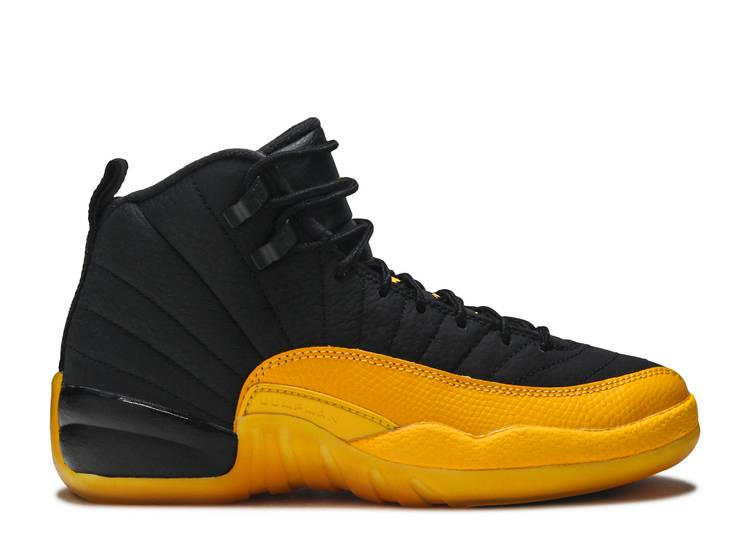 Air Jordan 12 Retro GS 'University Gold'
