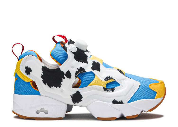 Toy Story 4 x BAIT x InstaPump Fury OG Mixed 'Woody and Buzz'
