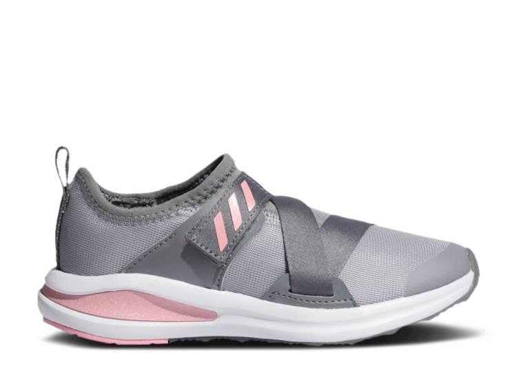 FortaRun 2020 J 'Glow Pink Grey'
