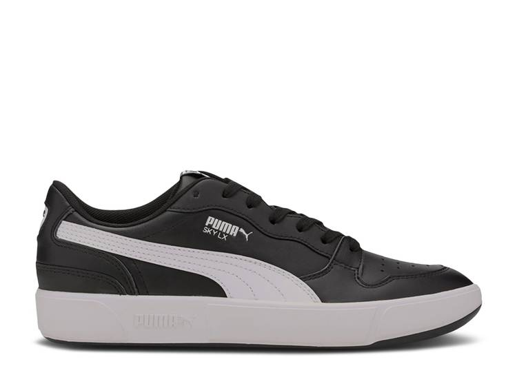 Sky LX Low 'Black White'