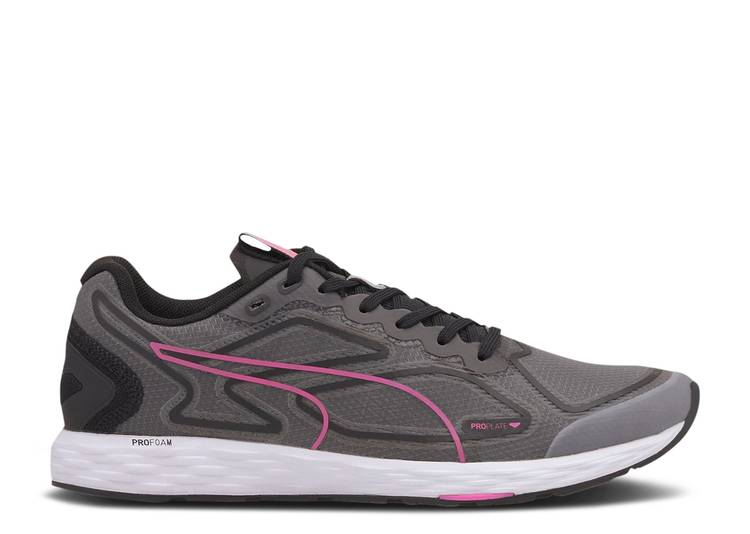 Wmns Speed 300 Racer 2 'Black Luminous Pink'