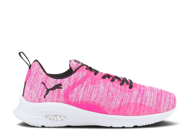 Wmns Hybrid Fuego Knit 'Luminous Pink'