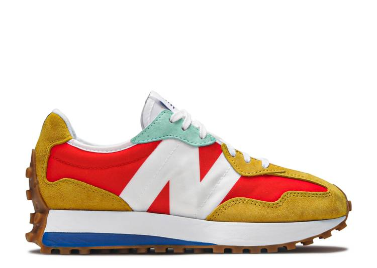 Wmns 327 'Neo Flame'