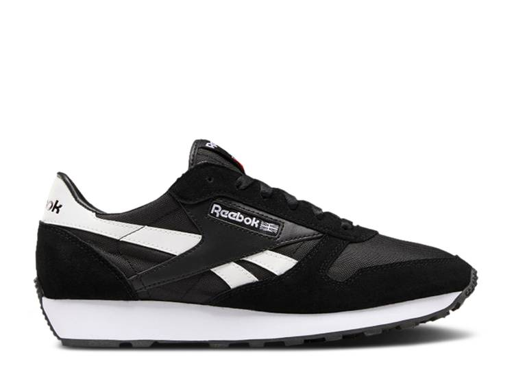 Classic Leather AZ 'Black White'