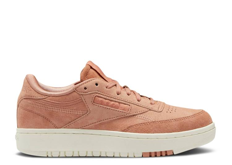 Wmns Club C Double 'Rustic Clay'