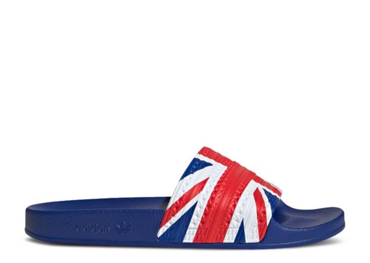 Adilette Slides 'United Kingdom'