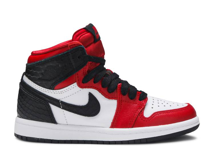 Air Jordan 1 Retro High OG PS 'Satin Red'